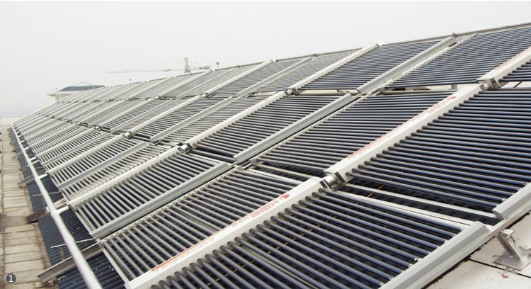 医院太阳能热水工程 养护院太阳能系统